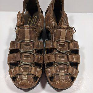 Skechers Shape Ups Women's Brown Sandals  Size 7